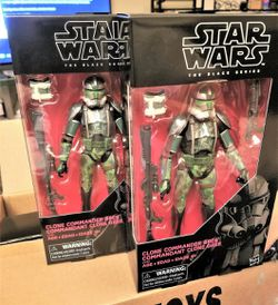 Star Wars The Black Series Commander Gree 6-inch Action Figure - Exclusive for Sale in Los Angeles,  CA