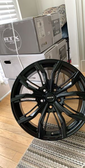 "17"" Black Widow Rims for Sale in Arlington, VA"