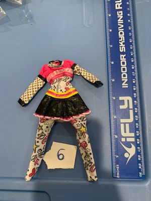 Bratz doll clothing (toy) for Sale in Riverside, CA