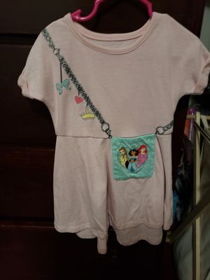 Primcess dress size 2t for Sale in Los Angeles, CA