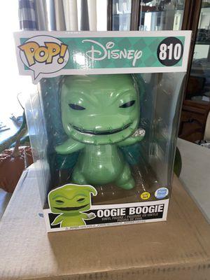 "Funko Pop! Oogie Boogie 10"" (glow) The Nightmare Before Christmas for Sale in Montclair, CA"