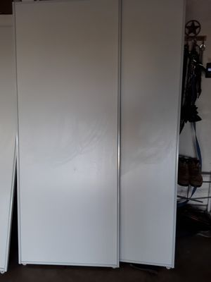 Closet Doors 2 Pairs for Sale in Yorba Linda, CA