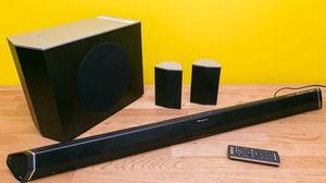"""Nakamichi ShockWafe Pro 7.1 45"""" Soundbar for Sale in Germantown, MD"""