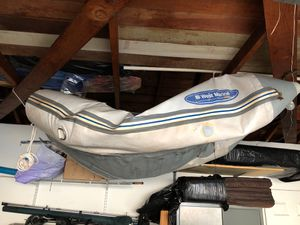 West Marine Inflatable Boat great for fishing for Sale in Los Angeles, CA