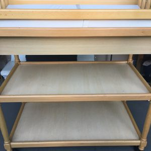 Changing Table with Pad for Sale in Los Angeles, CA