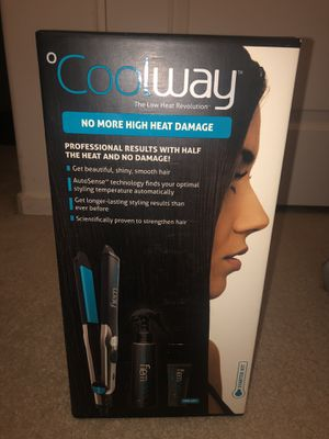 Brand new CoolWay hair straightener starter kit for Sale in Ontario, CA