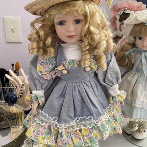 Princess House Porcelain Doll for Sale in Norwalk, CA