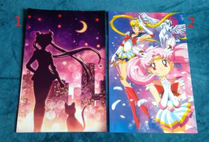 Sailor Moon Anime Posters $15 Each for Sale in Riverside, CA