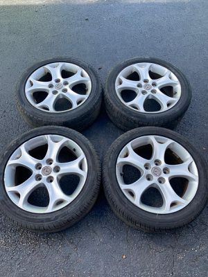 Rims 17 Mazda 5 lugs 114.3 mm for Sale in Davie, FL