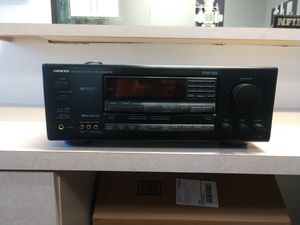 Onkyo TX NR 676 7.2 CH x 100watts av Receiver for Sale in Riverside, CA