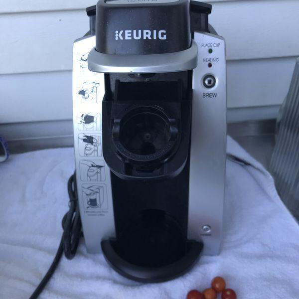 Keurig Commercial Brewer kcup coffee machine maker