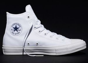 White High Top Converse for Sale in Hialeah, FL