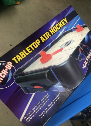 Table Top Air Hockey for Sale in San Diego, CA