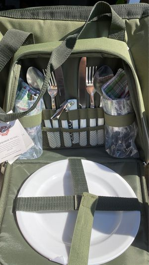 Picnic time bag NEW for Sale in Ontario, CA