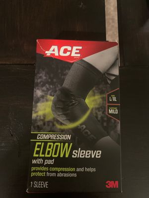 Elbow sleeve with pads for Sale in Beaumont, CA
