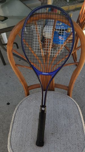 Wilson tennis rackets for Sale in San Bernardino, CA