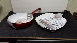 New Frigidaire frying pans for Sale in Buena Park, CA