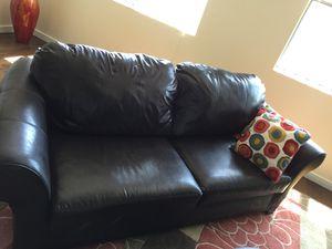 Sofa and ottoman for Sale in Dallas, TX