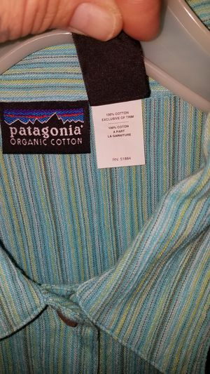 PATAGONIA button up shirt for Sale in San Clemente, CA