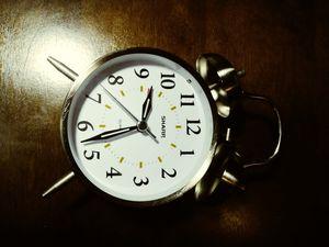 Sharp Twin Bell alarm clock for Sale in Norwalk, CA