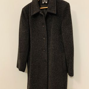 Anne Klein Single-Breast Maxi Wool Coat, Size 12 for Sale in Alexandria, VA