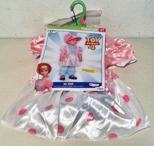 Toy Story Bo Peep Toddler Costume for Sale in St. Louis, MO