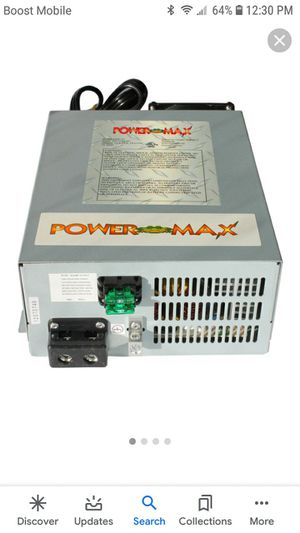Power converter for RV for Sale in Keystone Heights, FL