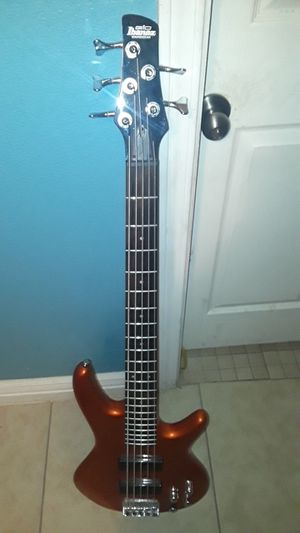 Ibanez 5 string bass for Sale in Phoenix, AZ