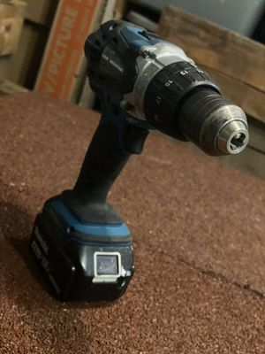 Makita Drill and battery for Sale in Meridian, ID