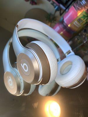 Beats Solo3 Wireless Headphones Rose Gold - BeatsByDre for Sale in Seattle, WA