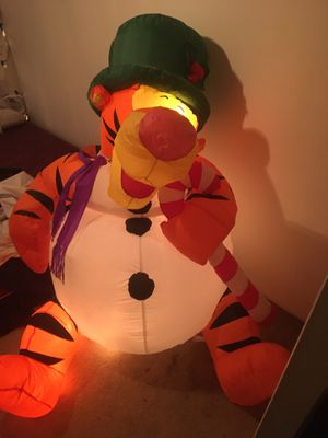 Disney's Inflatable Christmas Tigger for Sale in Beaverton, OR
