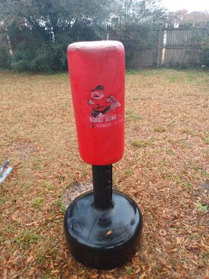 Karate and Boxing Bag - OBO for Sale in Norfolk, VA