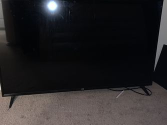 4K HDR Smart LED UHD TV - 55'' Class for Sale in Tacoma,  WA