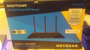 NETGEAR NIGHTHAWK AC2600 Smart WiFi Router for Sale in Cave Creek, AZ