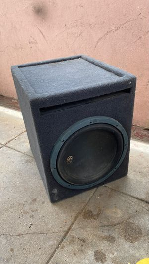 Memphis Car Audio woofer for Sale in Los Angeles, CA