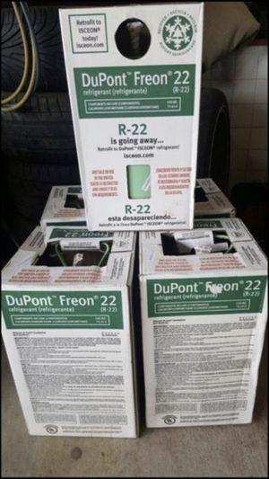 Freon R-22 for Sale in Winchester, CA
