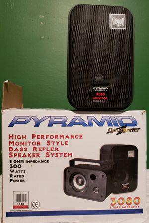PYRAMID Monitor Speakers for Sale in Fairfax, VA