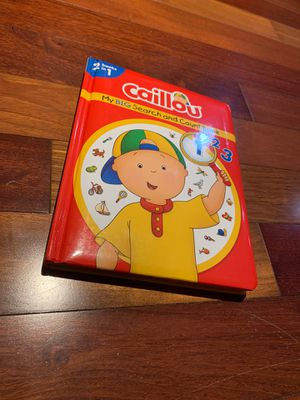 Caillou: My Big Search & Count Book for Sale in Coral Gables, FL