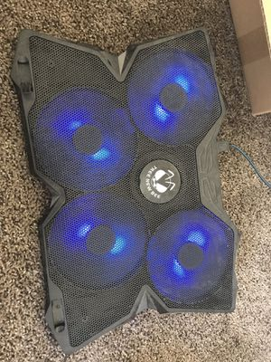 Cooling pad for laptop for Sale in Ames, IA