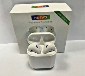 i18 TWS Touch mini wireless Earbuds Pk W1 chip 1:1 bluetooth headphone wireless for 30 dollars for Sale in Moreno Valley, CA