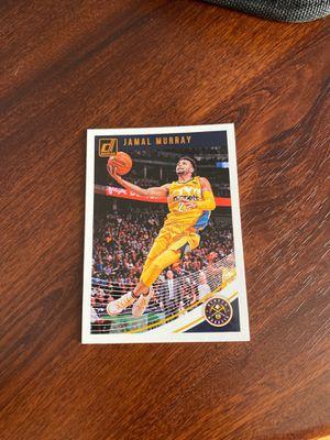 2018 Jamal Murray card for Sale in Berlin, CT
