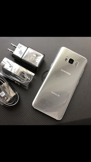 SamSung Galaxy s8 :Excellent Condition ,Factory Unlocked. for Sale in West Springfield, VA