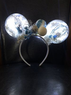 Frozen themed lighted Ears for Sale in Redlands, CA