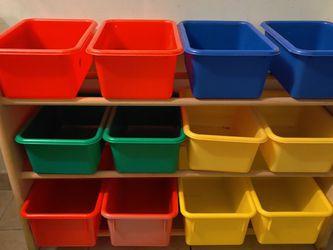 Toy Organizer 12 Bins for Sale in Miami,  FL