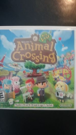 Animal Crossing New Leaf for Sale in South San Francisco, CA