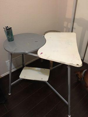 Metallic Art Desk for Sale in Katy, TX