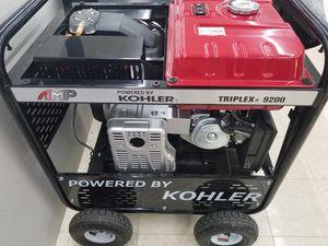 Amp Triplex 9200 3 in 1 Generator Compressor Welder Powered by Kohler for Sale in Detroit, MI