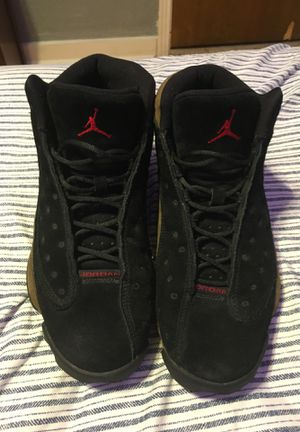 Jordan retro 13's olive green, SIZE 7.5/ for Sale in Pittsburgh, PA