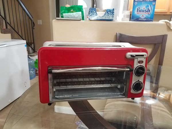 Pop corn maker + Oven/ Toaster