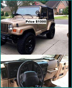 ֆ1OOO Jeep Wrangler for Sale in West Covina, CA